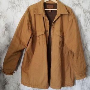 St. John's Bay| Lined Shirt Jacket